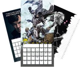 Seinäkalenterit 2018