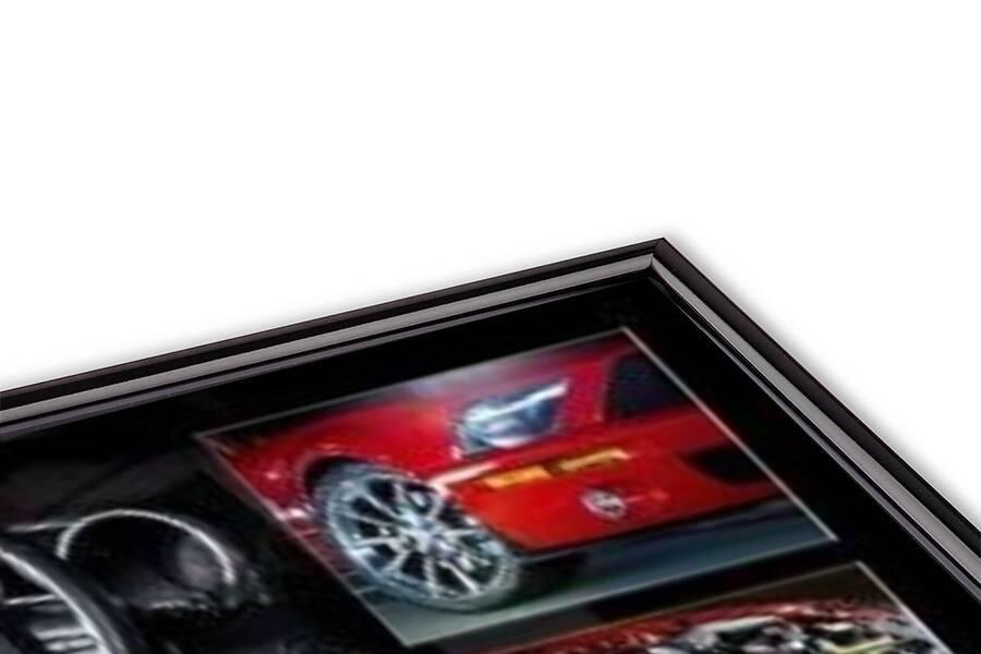 Juliste Red Mustang