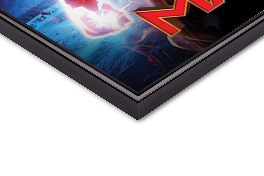 Juliste Captain Marvel - Higher, Further, Faster