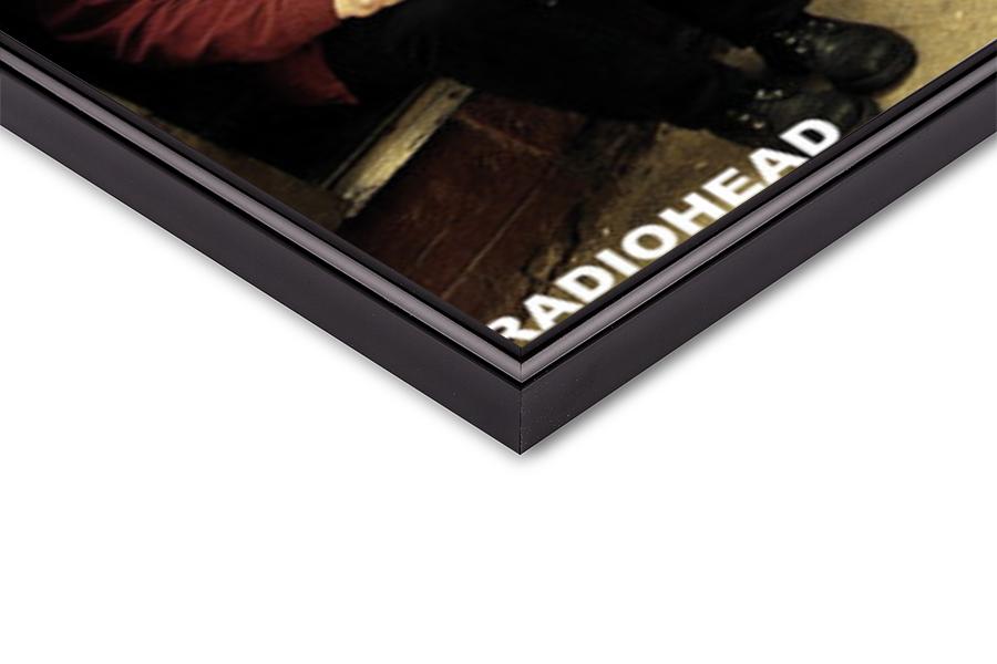 Juliste  Radiohead - Back Alley 2005
