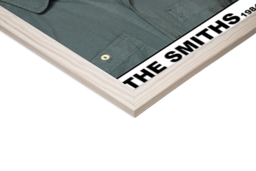 Juliste  The Smiths 1984
