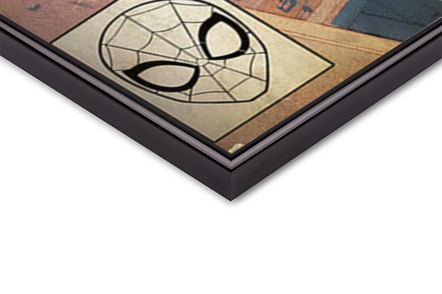 Juliste  Spider-Man - Comic Front