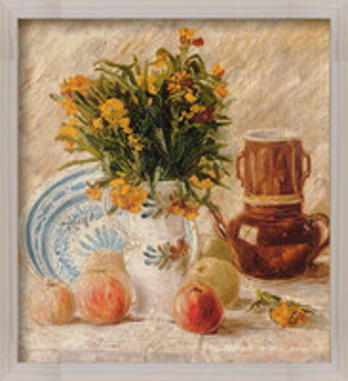 Vincent van Gogh - Still Life Kehystetty laminoitu juliste