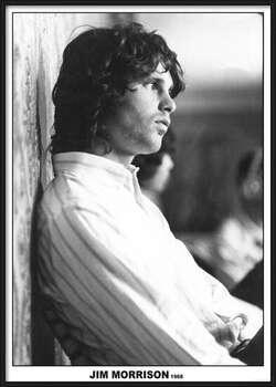 Kehystetty juliste Jim Morrison - The Doors 1968