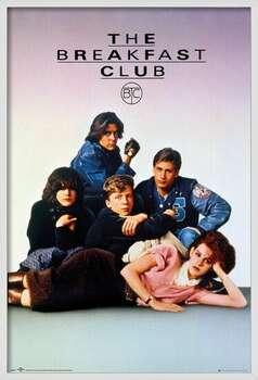 Kehystetty juliste The Breakfast Club - Key Art