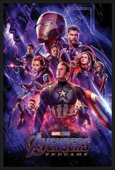 Kehystetty juliste Avengers: Endgame - Journey's End