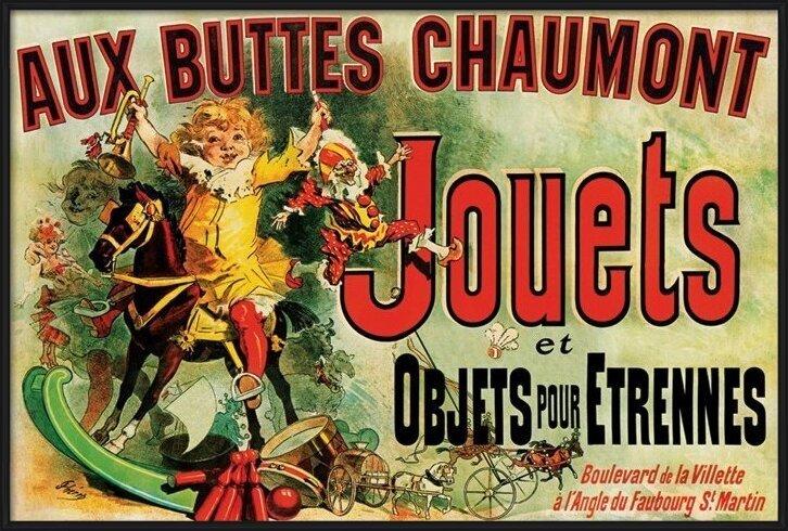 Juliste JOUETS - as seen on friends/toys