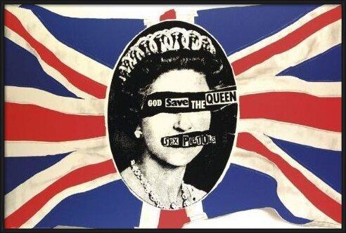 Juliste  Sex Pistols
