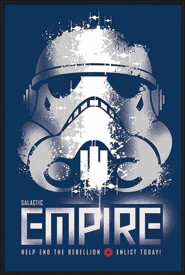 Juliste  Star Wars Rebels - Enlist