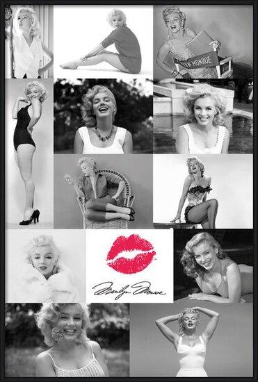 Juliste  Marilyn Monroe - Tiles