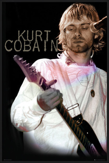 Juliste  Kurt Cobain - Cook