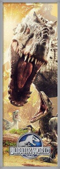 Juliste Jurassic World - Attack