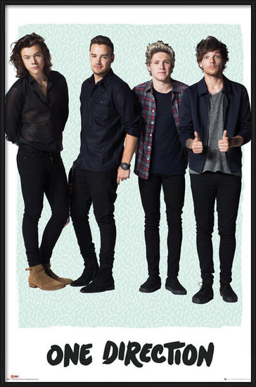 Juliste One Direction 1D - Mint