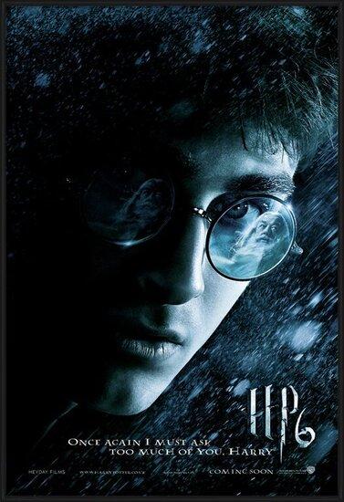 Juliste Harry Potter ja puoliverinen prinssi - Teaser