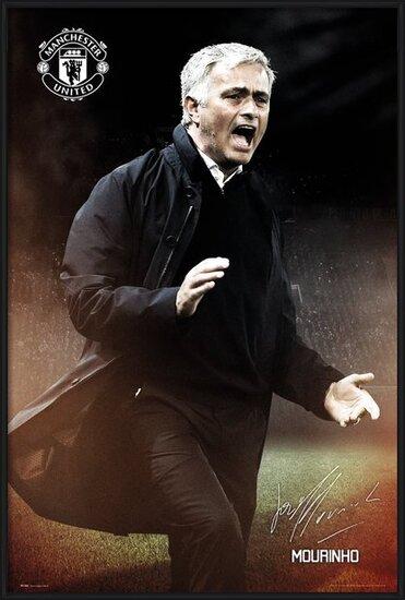 Juliste  Manchester United - Mourinho