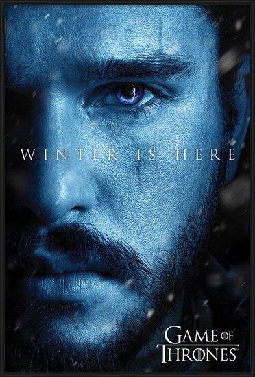 Juliste  Game of Thrones: Winter Is Here - Jon