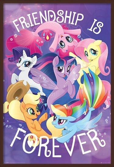 Juliste My Little Pony Movie - Friendship is Forever