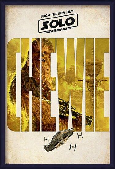 Juliste Solo: A Star Wars Story - Chewie Teaser