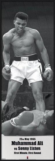 Juliste  Muhammad Ali vs. Sonny Liston