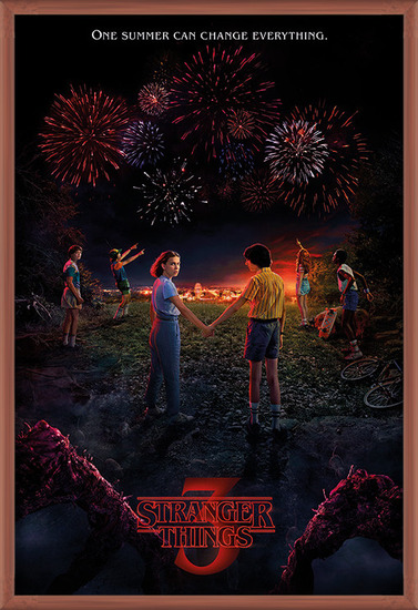 Juliste Stranger Things - One Summer