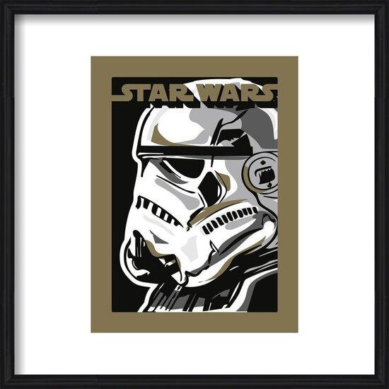 Star Wars - Stormtrooper Taidejuliste