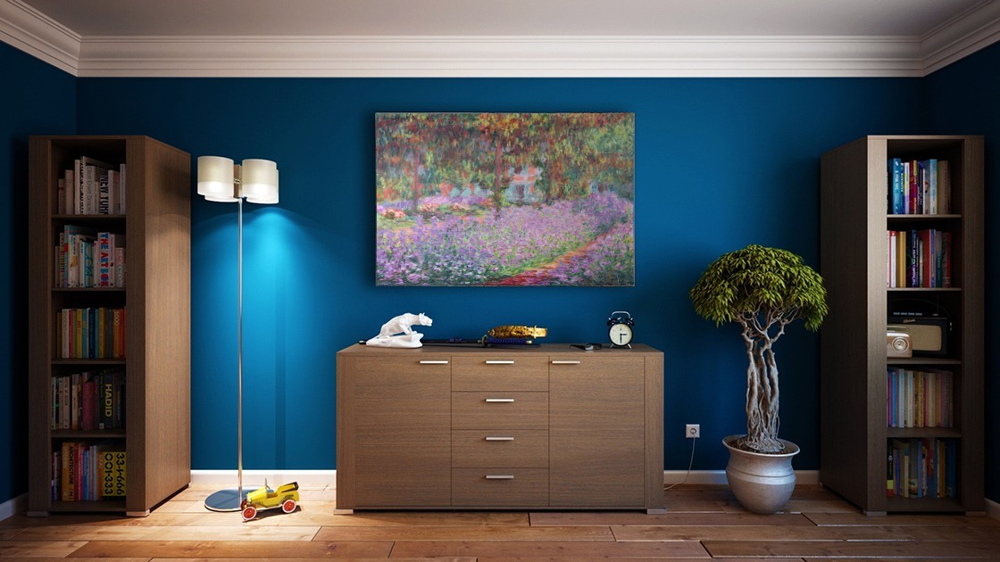 Juliste  Vincent van Gogh - Almond Blossom Aan Remy 1890