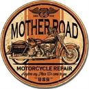 MOTHER - road repair