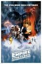 Star Wars: Episodi V  Imperiumin vastaisku - One sheet
