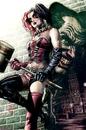 Batman - Harley Quinn Pose