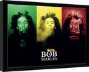 Bob Marley - Tricolour Smoke