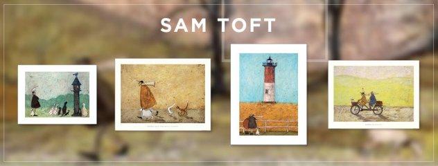 Inspiraatio: Sam Toft